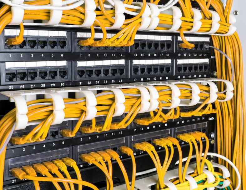 Netzwerk - Anschlüsse