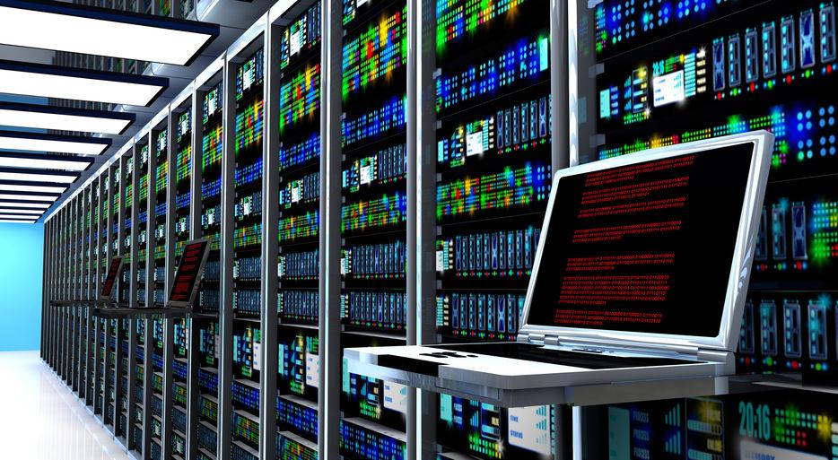 Serverraum - Digitale Kontrolle